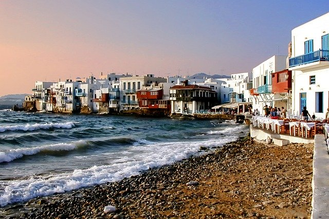 Rent a car in Mykonos and visit these amazing beaches no one knows!