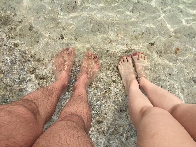 greek island couples