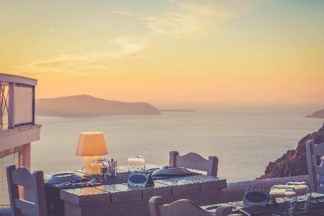 most luxurious Greek island
