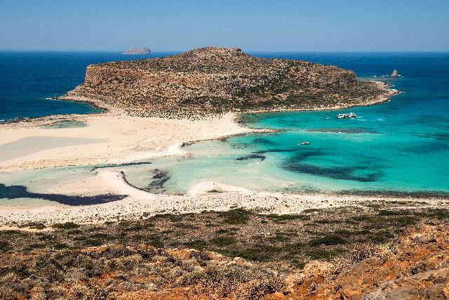 best quiet Greek islands