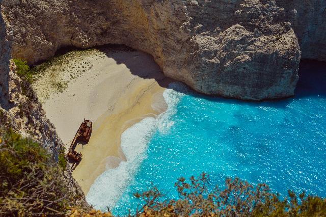 laid back greek islands
