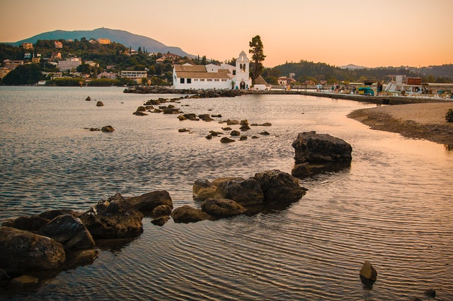 Corfu for couples