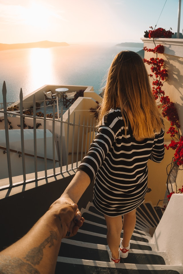 santorini for couples