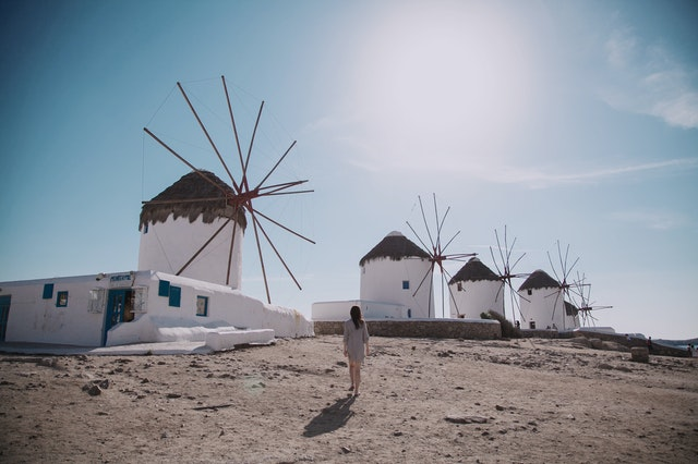 mykonos for couples